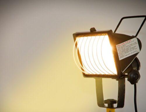 Eclairage de chantier : portatifs, sur pied et petit projecteur